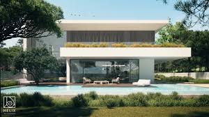 100 Isv Architects Villa Athens Greece Helix Imageworks