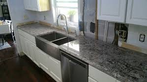 kitchen awesome pegasus sinks drop in sink with granite black