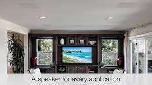 Sonance Stereo In Ceiling Speakers by In Wall U0026 In Ceiling