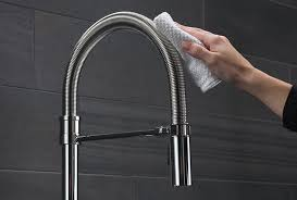 Brushed Nickel Bathroom Faucets Cleaning by How To Clean Your Delta Faucet U2013 A Simple Faucet Cleaning Guide
