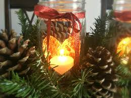 Pine Cone Christmas Tree Centerpiece by Diy Christmas Centerpiece With Rustic Charm A Lively Mind