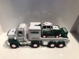 2013 HESS TOY Truck And Tractor Collectible Toy - $5.48 | PicClick Hess Toys Values And Descriptions Fathering Words On The Word Colctibles Toy Trucks Lot Of 6 2008 2009 2010 2011 Video Review Truck 2013 Tractor Great River Fd Creates Lifesized Truck Newsday Hess Truck And Collector Item 2000 1976 Hess Comparison Youtube 885111002804 Ebay Nib Box Has Damaged End Corner Amazoncom 1994 Rescue Toys Games