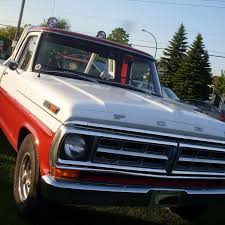100 Truck Grills Ford FSeries Pickup History From 19731979