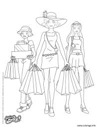 Coloriage Totally Spies My Blog