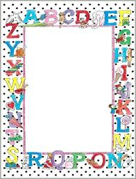 Printable Paper Border Designs Free