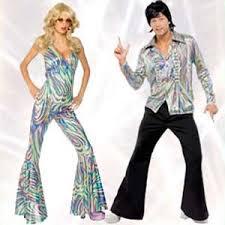 Fancy Dress Hire 70s Disco Clothes