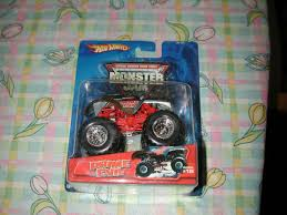 Prime Evil 2004 MISB Mint Old Monster Jam Truck Hotwheels RARE On ...