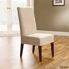 Short Dining Chair Slipcovers Home Furniture Design