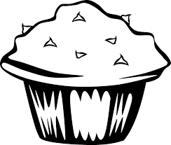 Clipart Food Black And White