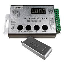 Programmable LED Light Controller