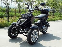 DongFang 150CC 3 Wheel Reverse Trike