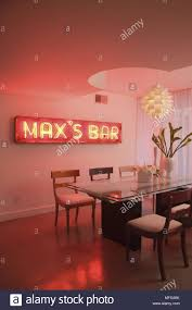 Illuminated Neon Sign In Contemporary Red Dining Room With Table And ... Artg13 Neon Chair Chairs Modern Polypropylene Mg Sedie Amazoncom Leighhome Chair Cushions Decor Tunnel With Lights Vintage Mid Century G Plan Ding Table And Painted Adorable Bright Diy Settings That Youre Going To Fall In Shop Noir Gallery Designdn Palm Springs Metal Retro Abstract Houdini By E15 Stylepark A Woerland Called Tokyo Side Manshi Society6 Forzza Walnut Olx Artois Plastic Flipkart For Designs Set Persons Close Up View Of Empty Folding Tables Neon Green Chairs Table Decor Glow Party Party Decorations 80s Pink Jungle Wild Statement Livingroom Hall Or Bedroom Yellow Classic Linen Runner Covers Linens