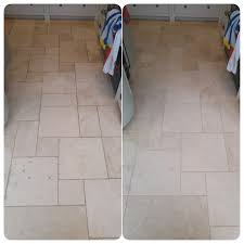 cleaning floor grout with oxiclean resolve carpet cleaner to