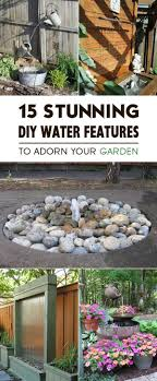 Diy : Diy Garden Water Features Designs And Colors Modern Amazing ... Backyards Impressive Water Features Backyard Small Builders Diy Episode 5 Simple Feature Youtube Garden Design With The Image Fountain Retreat Ideas With Easy Beautiful Great Goats Landscapinggreat Home How To Make A Water Feature Wall To Make How Create An Container Aquascapes Easy Garden Ideas For Refreshing Feel Natural Stone Fountains For A Lot More Bubbling Containers An Way Create Inexpensive Fountain