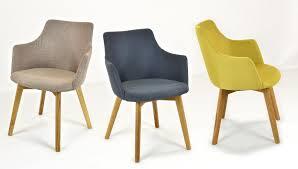moderne esszimmerstühle mit armlehne und esstisch george