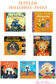 Best Halloween Picture Books by Toddler Halloween Books Ellie And Addie