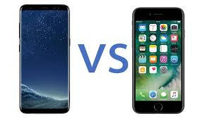 Samsung Galaxy S8 vs iPhone 7 Flagship Phones pared Tech Advisor