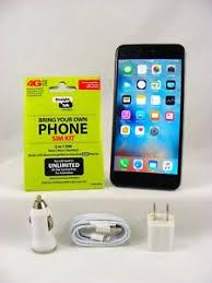 Apple iPhone 7 Plus 32GB Black Verizon Straight Talk