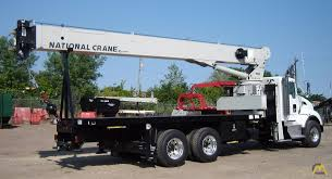 26t National 900A Boom Truck Crane For Sale Or Rent Trucks ...