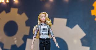 A WiFi Barbie Doll With The Soul Of Siri The New York Times
