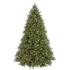 9 Ft Slim Christmas Tree Prelit by 9 Ft Feel Real Jersey Fraser Fir Artificial Christmas Tree With
