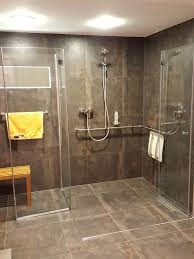 barrierefreie dusche altersgerchte dusche