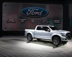 Ford Atlas Concept - Photos - Detroit Auto Show Highlights Luxury ...