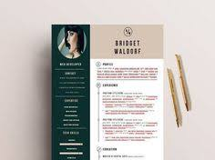 Resume Template Cover Letter For Word