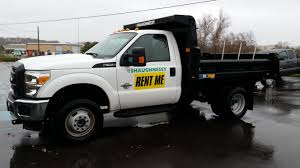 Dump Truck F-350 | Equipment Rentals In Plymouth | Shaughnessy Rentals