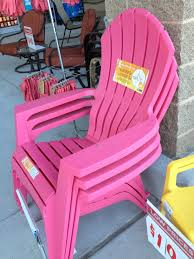 Pink Desk Chair Walmart by Furniture Stunning Plastic Adirondack Chairs Walmart For Outdoor