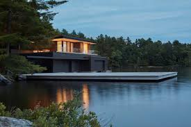 100 Lake Boat House Designs Muskoka House New Wave Of Cottage Design The Star