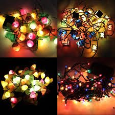 Get Quotations Creepy Square Christmas Decorations Snowflake String Lights New Year Spring Festival Bar Ktv Fruit Pinecone