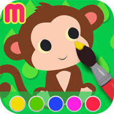 Similar Apps To Monster Coloring Book