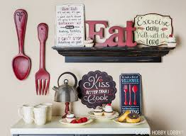 Red Fork Wall Decor