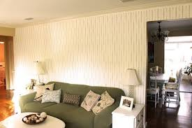 Living Room Makeovers Diy by Living Room Makeover Adding An Accent Wall Stencil Stories