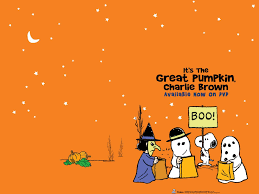 Linus Great Pumpkin Image by Charlie Brown Wallpapers Group 67