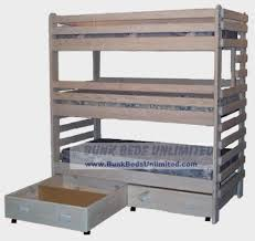 plans for triple bunk beds free discover woodworking projects