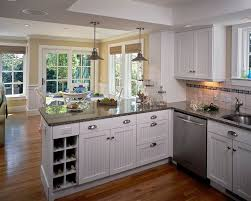 kitchen peninsula ideas kitchen traditional with glass