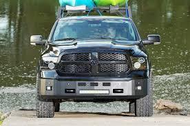 100 Dee Zee Truck Accessories KSeries Black Steel Front Bumper 201318 Dodge Ram