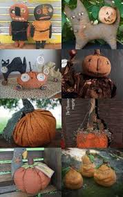 DO YOU KNOW THE PUMPKIN MAN III By Nancy Castonia On Etsy Pinned With