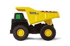 Amazon.com: Tonka TS4000 Steel Dump Truck: Toys & Games