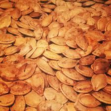 Dry Roasted Shelled Pumpkin Seeds by Spiced Roasted Pumpkin Seeds Recipe Paleo Plan