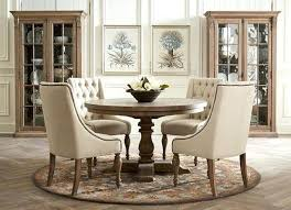 Round Table Dinette Sets To Wonderful Dining Room Small