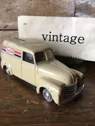 100 Value Of Truck Vintage True Bank 1948 Die Cast Ertl Etsy