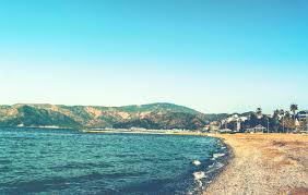 image libre mer montagne plage côte lumière du jour île