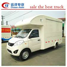Food Truck Suppliers In China, Supplier Of Road Kitchen Breakfast ...