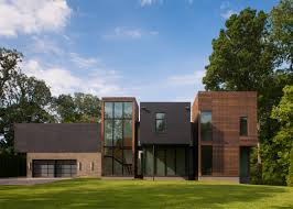 100 Robert Gurney Architect Clusters Multiple Volumes To Create Maryland Home