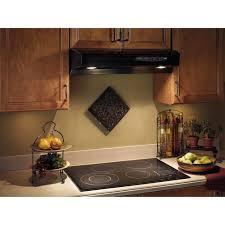 inch under cabinet range hood ductless vent copper hoods broanhen