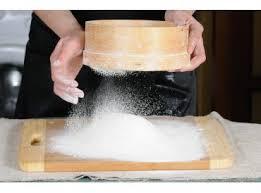 tamiser cuisine tamiser