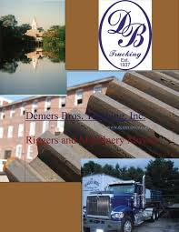 Demers Bros. Trucking, Inc. - PDF